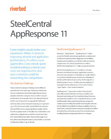 SteelCentral_Appresponse image